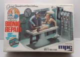 1976 MPC The Bionic Woman Bionic Repair Snap-Together Model Kit