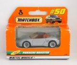 Matchbox Porsche Boxster 50th Anniversary Die Cast Vehicle