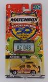 Matchbox Across America Arizona 50th Anniversary Die Cast Vehicle
