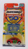 Matchbox Across America Delaware 50th Anniversary Die Cast Vehicle
