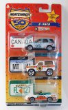 Matchbox Across America Canada, Montana, Florida 50th Anniversary Toys'R'Us Exclusive Gift Set