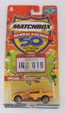 Matchbox Across America Indiana 50th Anniversary Die Cast Vehicle