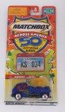 Matchbox Across America Kansas 50th Anniversary Die Cast Vehicle