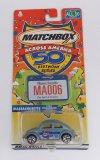 Matchbox Across America Massachusetts 50th Anniversary Die Cast Vehicle