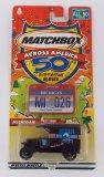 Matchbox Across America Michigan 50th Anniversary Die Cast Vehicle