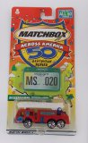 Matchbox Across America Mississippi 50th Anniversary Die Cast Vehicle