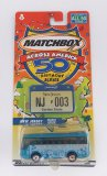 Matchbox Across America New Jersey 50th Anniversary Die Cast Vehicle