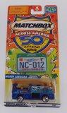 Matchbox Across America North Carolina 50th Anniversary Die Cast Vehicle