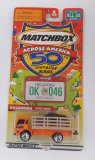 Matchbox Across America Oklahoma 50th Anniversary Die Cast Vehicle