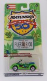 Matchbox Across America Puerto Rico 50th Anniversary Die Cast Vehicle
