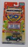 Matchbox Across America South Dakota 50th Anniversary Die Cast Vehicle