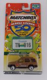 Matchbox Across America Tennessee 50th Anniversary Die Cast Vehicle