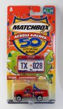 Matchbox Across America Texas 50th Anniversary Die Cast Vehicle