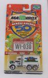 Matchbox Across America Wisconsin 50th Anniversary Die Cast Vehicle
