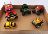 Die Cast Trucks Assorted Lot