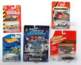 Die Cast  Ford Mustang Cars Assorted Toy Vehicle Lot