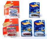 Die Cast Jaguar Cars Assorted Toy Vehicle Lot