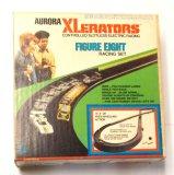 Aurora Xlerators Figure Eight Slotless Electric Racing Set w/ Box