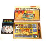 Science Fair 100 in 1 Electronic Kit in Original Box