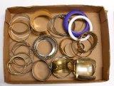 Large Lot of Assorted Bracelets