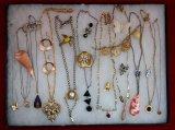 Necklace, Earring, Bracelet & Brooch Lot