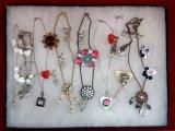 Necklace, Earring, & Brooch Lot