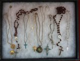 Assorted Lot of Religious Necklaces