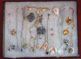 Necklace, Earring, Charm Bracelet, & Brooch Lot