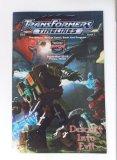 Transformers Botcon 2005 Exclusive Convention Comic Book