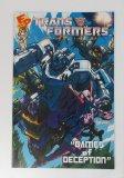 Transformers Botcon 2007 Exclusive Diamond Edition Convention Comic Book