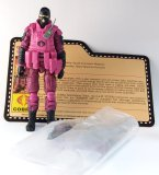 G.I. Joe 2013 S.A.W. Viper Nocturnal Fire Convention Exclusive Figure