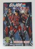 GI Joe Joecon 2009 Crimson Guard Exclusive Comic Book