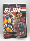 G.I. Joe Snow Serpent DTC Exclusive Carded Figure
