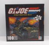G.I. Joe 2002 Joe Vs. Cobra 100 Piece Brawler Puzzle Set