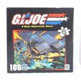 G.I. Joe 2002 Joe Vs. Cobra 100 Piece Destros Dominator Puzzle Set