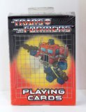 Transformers Playing Card Deck with Lenticular Cover