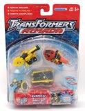 Destruction Team Transformers -Con 3 Pack