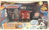 Powerlinx Optimus Prime Transformers Armada Leader Class Action Figure
