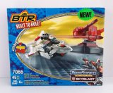 Transformers Built to Rule Skyblast 7066 Building Block System with Firefly