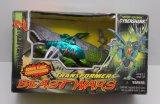 Transformers Beast Wars Cybershark Transmetals 2 Figure