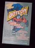 Transformers Animated Poster 2008 Botcon Convention Promo