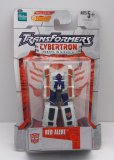 Red Alert Legends Class Transformers Cybertron Mini Action Figure Toy
