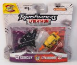 Razorclaw Vs Steamhammer Cybertron Minicon Transformers 2 Figure Set