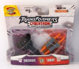 Shockwave Vs Tankor Cybertron Minicon Transformers 2 Figure Set