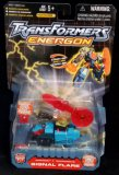Signal Flare Energon Scout Class Transformers Action Figure