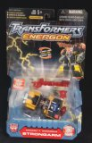 Strong Arm Energon Scout Class Transformers Action Figure