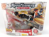 Galaxy Force Vector Prime Cybertron Voyager Class Transformers Action Figure