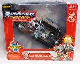Landquake Energon Voyager Class Transformers Action Figure