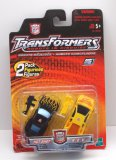 Hot Shot REV Transformers Robots In Disguise Minibot 2 pack