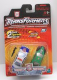 Prowl 2 Side Burn Transformers Robots In Disguise Minibot 2 pack